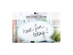 Wholesale Speech Bubble Light With Pen