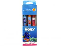 Wholesale Disney Finding Dory 3 Pack Pens