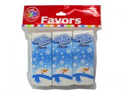 Wholesale 24 Pack Winter Theme Crayons With 6 Packs Of 4