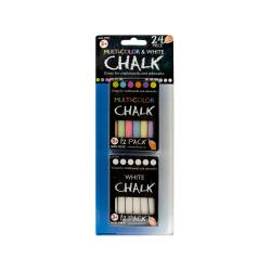 Wholesale Multi-Color & White Chalk Set