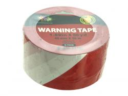 Wholesale Red And White Warning Tape Roll